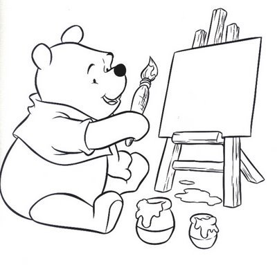 Index Of Imageswinnie Pooh Para Colorear